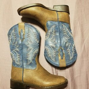 Rocky Western Cowboy Boots (toddler)